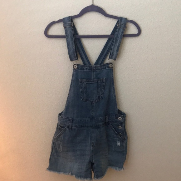 Vanilla Star Denim - Jean shirt overalls